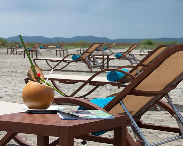 PLAYA Hotel ESTELAR Playa Manzanillo Cartagena de Indias