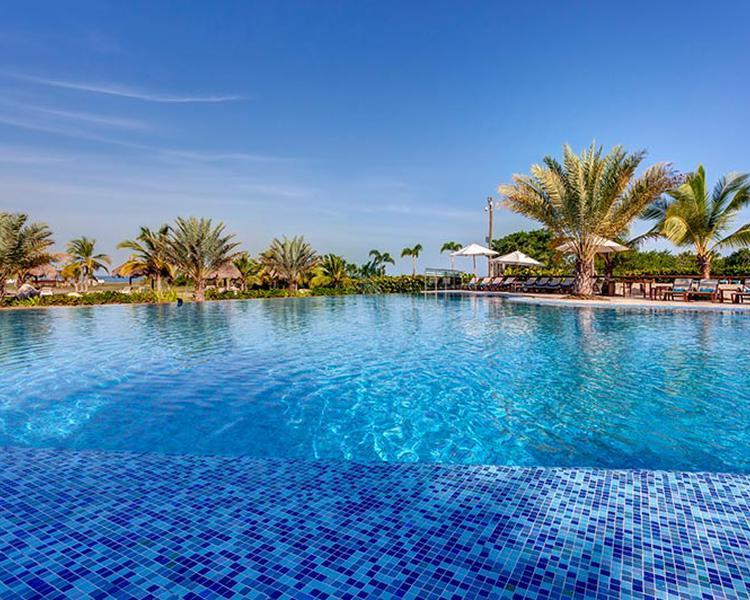 PISCINA Hotel ESTELAR Grand Playa Manzanillo
