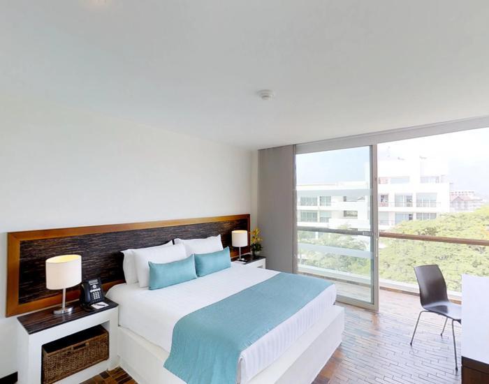 Hotel Estelar Playa Manzanillo Cartagena