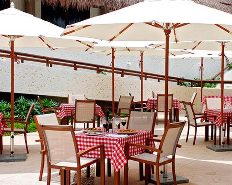 RESTAURANTE Hotel ESTELAR Playa Manzanillo Cartagena de Indias