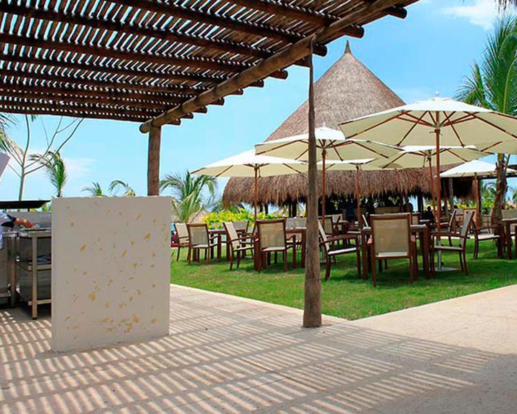 RESTAURANTE Hotel ESTELAR Grand Playa Manzanillo