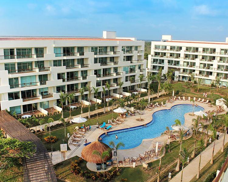 INTERIOR HOTEL Hotel ESTELAR Playa Manzanillo Cartagena de Indias